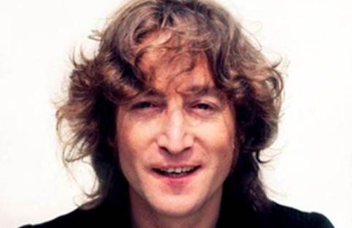 #5 John Lennon Portrait, Walls and Bridges Cover, NYC, 1974