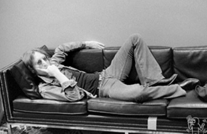 #2 John Lennon Record Plant, NYC, 1974