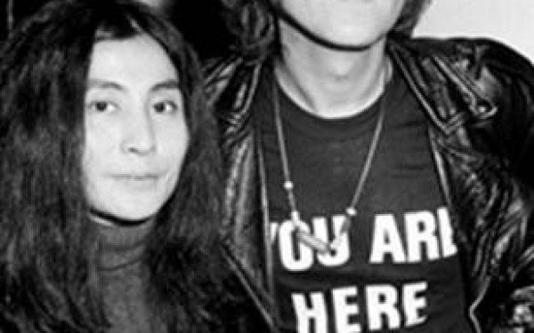 John Lennon & Yoko Ono Apollo Theatre, NYC, 1971