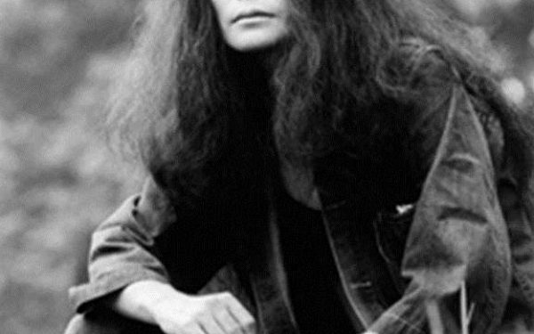 #2 Yoko Ono Portrait, Central Park, NYC, 1973