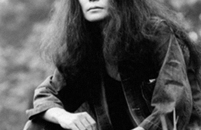 #2 Yoko Ono Portrait, Central Park, NYC, 1973