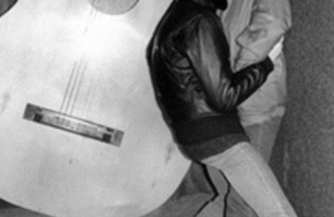 John Lennon & Yoko Ono Record Plant, NYC, 1980