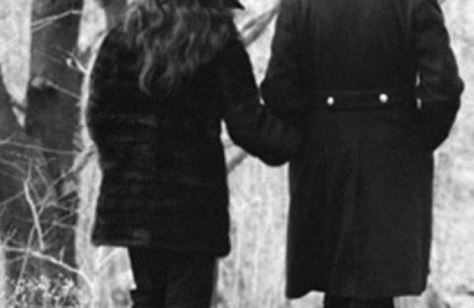 #3 John Lennon & Yoko Ono Greenwich, CT, 1973