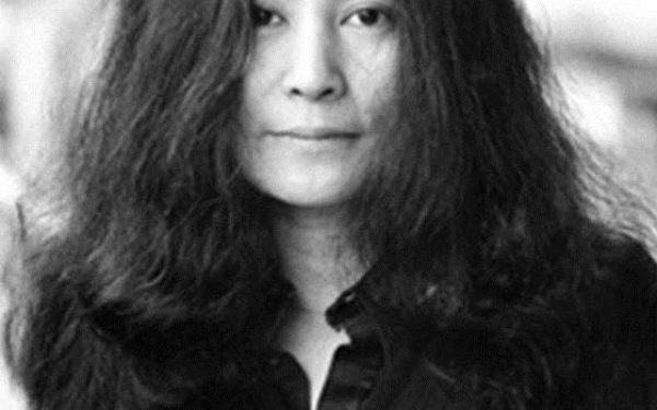 #1 Yoko Ono Portrait, Central Park, NYC, 1973