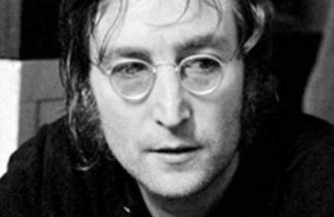 John Lennon NYC, 1972