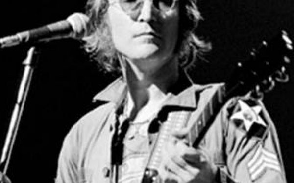 #2 John Lennon Live, One To One Concert, MSG, NYC, 1972