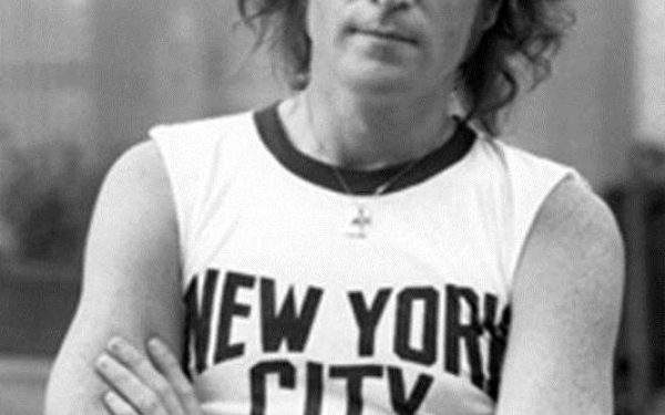 #4 John Lennon Portrait, NYC, 1974