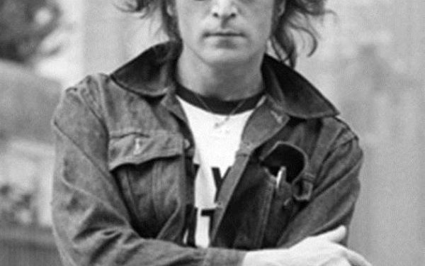 #3 John Lennon Portrait, NYC, 1974