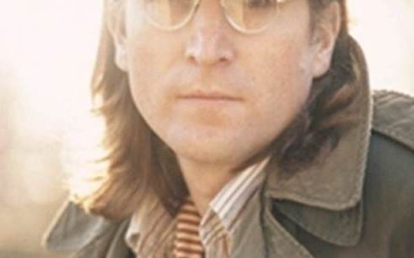 #1 John Lennon Portrait, Untermeyer Park, Yonkers, NY, 1975