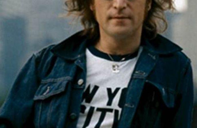 #2 John Lennon Portrait, NYC, 1974
