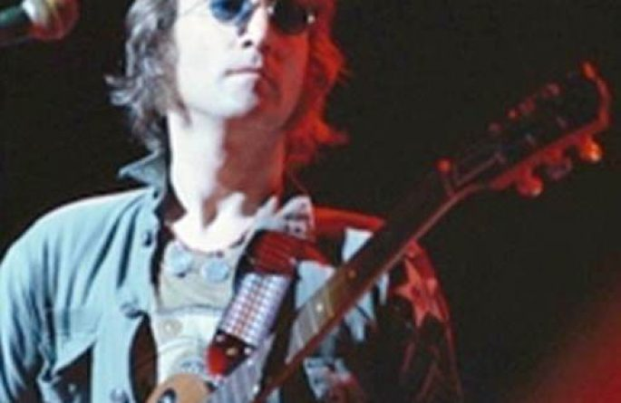 #1 John Lennon Live, One To One Concert, MSG, NYC, 1972