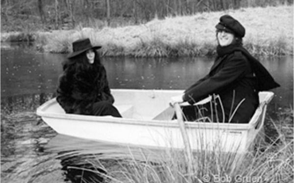 #1 John Lennon & Yoko Ono Greenwich, CT, 1973
