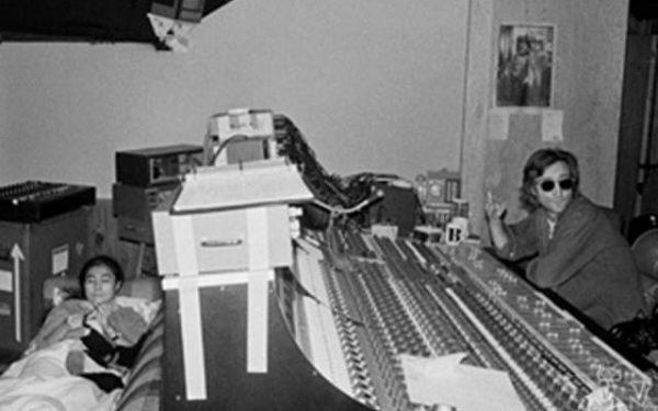 #4 John Lennon & Yoko Ono Hit Factory, NYC, 1980