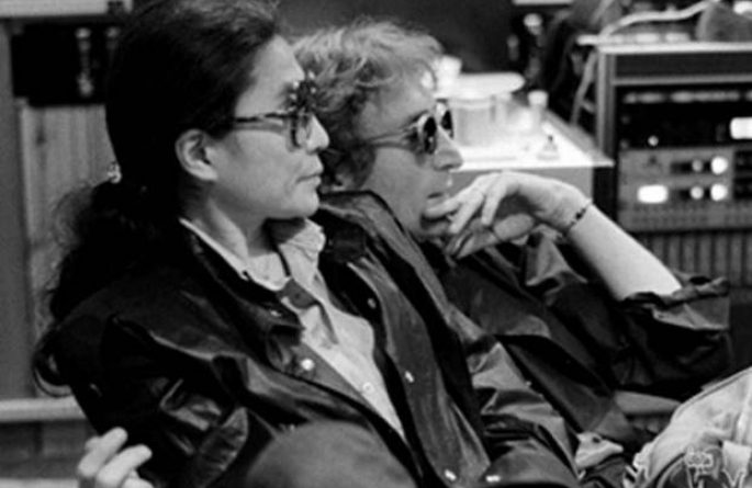 #3 John Lennon & Yoko Ono Hit Factory, NYC, 1980