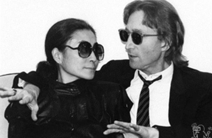 #2 John Lennon & Yoko Ono Hit Factory, NYC, 1980
