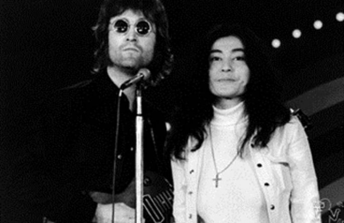 John Lennon & Yoko Ono Live, Jerry Lewis Telethon, NYC, 1972