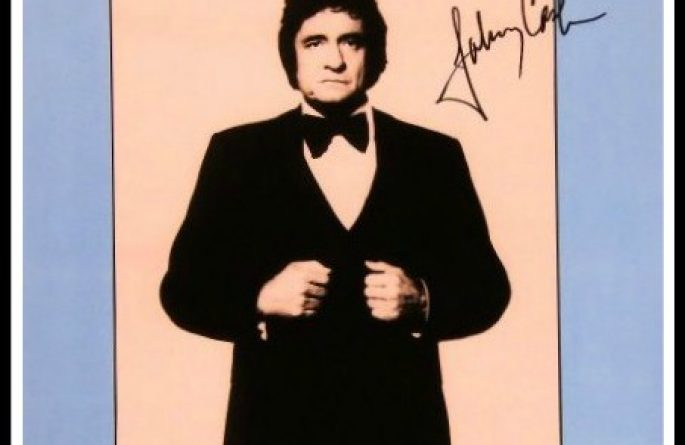 """Johnny Cash – """"Ghost"""" Riders In The Sky"""