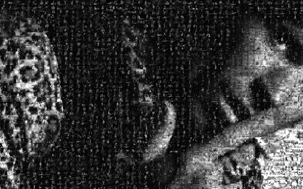 Keith Richards Mosaic 2