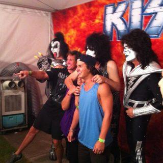 Kiss Concert 8/10/12