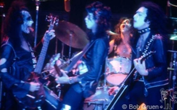 #3 Kiss Live, Academy of Music, NYC, 1973