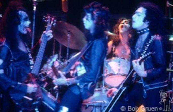 #3 Kiss Live, Academy of Music, NYC, 1973