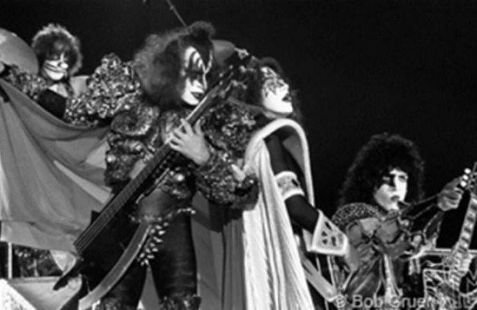 #1 Kiss Live, Kissimmee, FL, 1979
