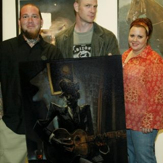 Sebastian Kruger Art Exhibition 2006