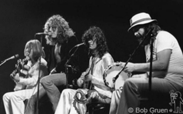 #4 Led Zeppelin Live, MSG, NYC, 1977