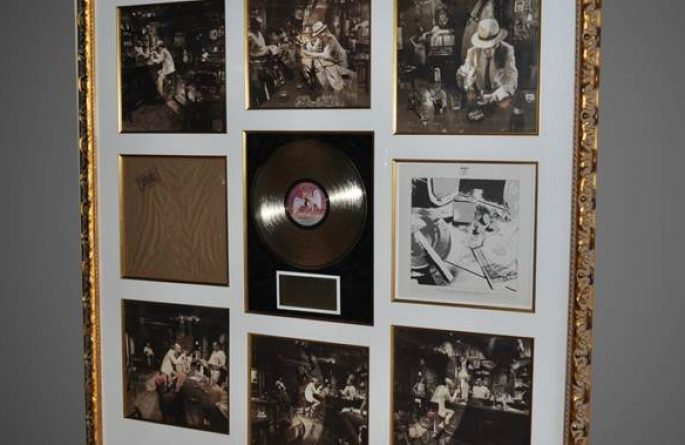 Led Zeppelin – In Through The Out Door Complete Collection