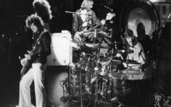 #3 Led Zeppelin Live, MSG, NYC, 1973
