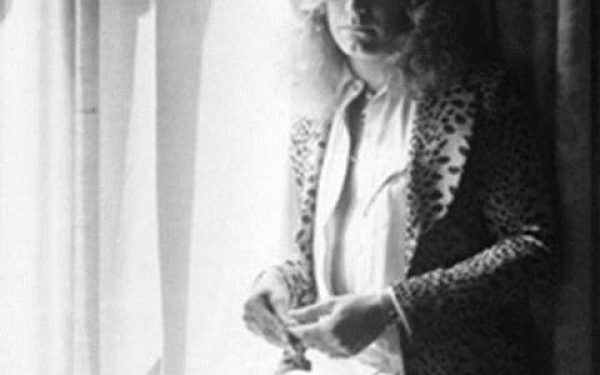 #1 Robert Plant Portrait, NYC, 1974