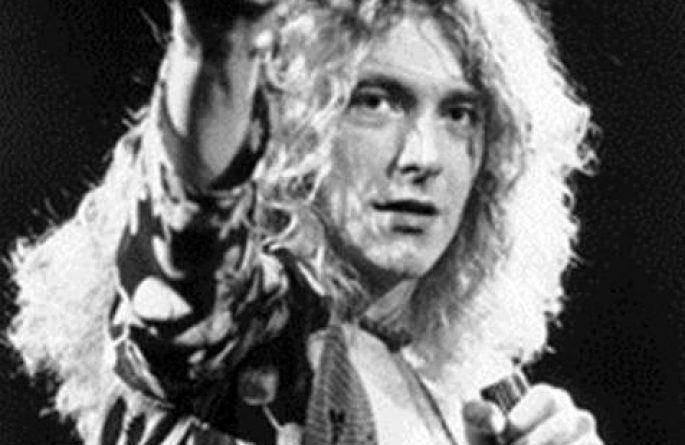 #2 Robert Plant Live, MSG, NYC, 1975