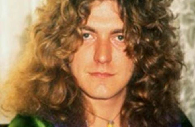 #3 Robert Plant Portrait, NYC, 1974