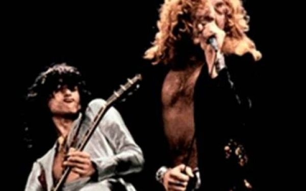 #1 Robert Plant & Jimmy Page Live, MSG, NYC, 1977