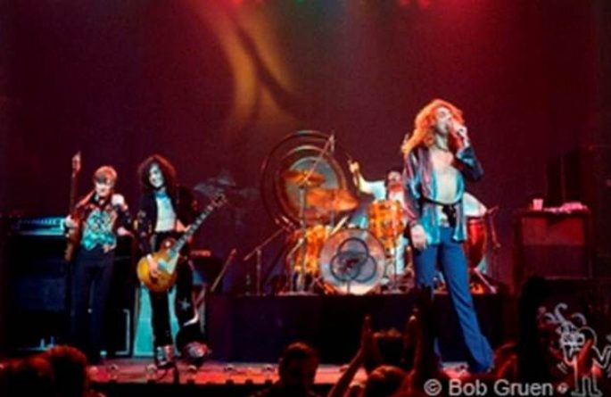 #1 Led Zeppelin Live, MSG, NYC, 1975