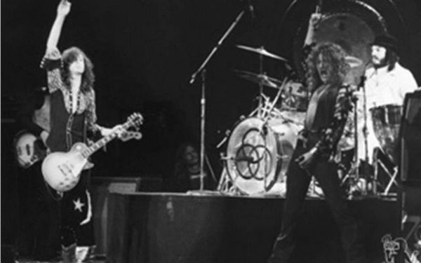 #2 Led Zeppelin Live, MSG, NYC, 1975