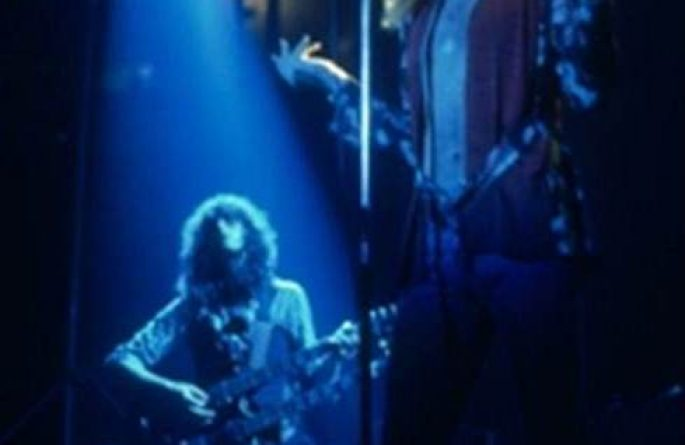 #2 Robert Plant & Jimmy Page Live, MSG, NYC, 1975