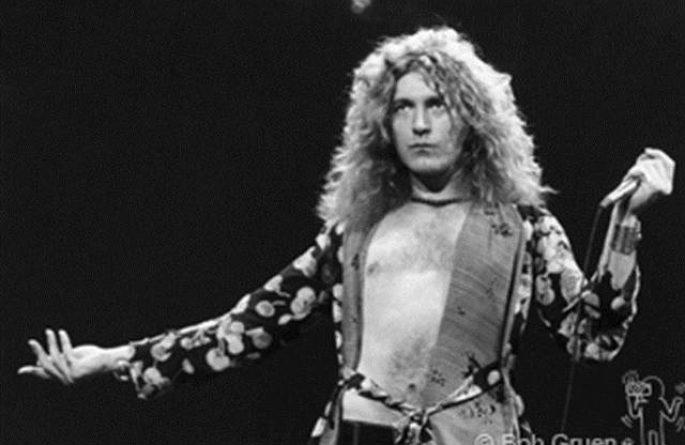 #3 Robert Plant Live, MSG, NYC, 1975