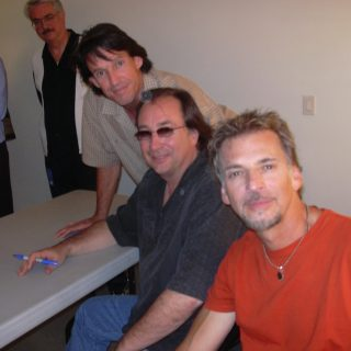 Loggins and Messina at ROCK STAR gallery