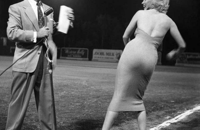Marilyn Monroe, Ralph Edward