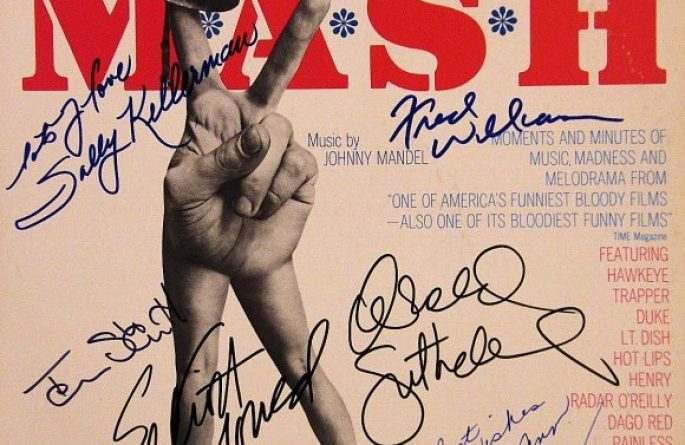 Mash Original Soundtrack