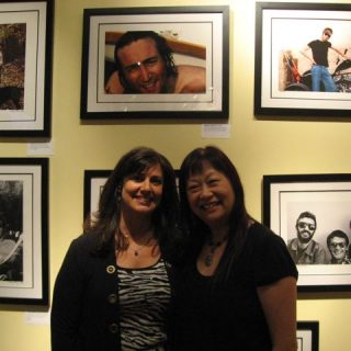 May Pang and Nancy Andrews