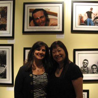 May Pang and Nancy Andrews