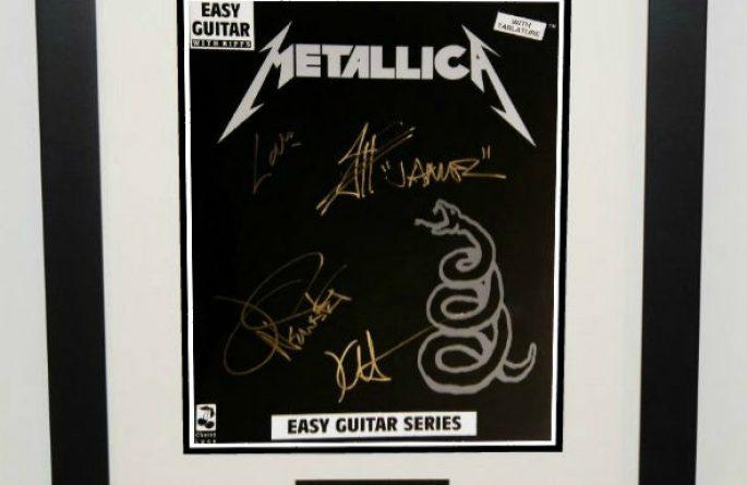 Metallica – The Black Album