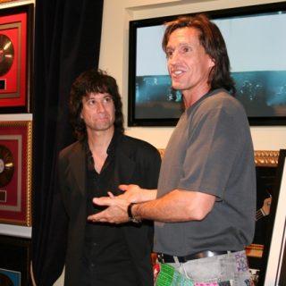 Michael Cartellone and Lynyrd Skynyrd  2004