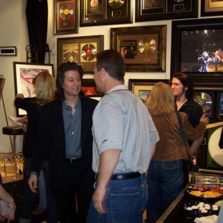Michael Cartellone and Lynyrd Skynyrd  2004