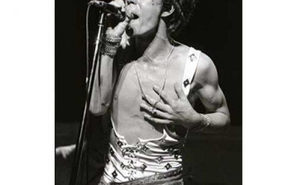 Mick Jagger Nipple