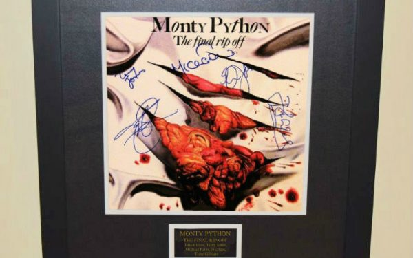 Monty Python The Final Rip-off Original Soundtrack