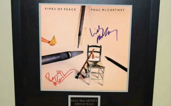 Paul McCartney – Pipes Of Peace