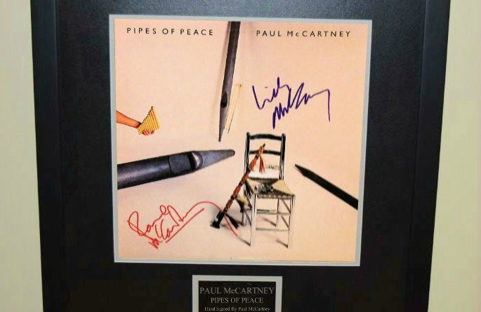 Paul McCartney – Pipes Of Peace